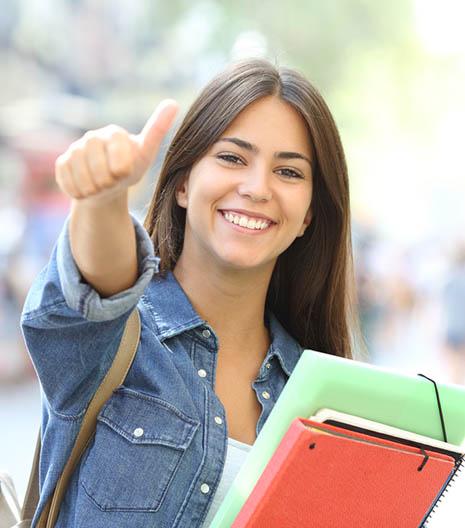 Виза студента
